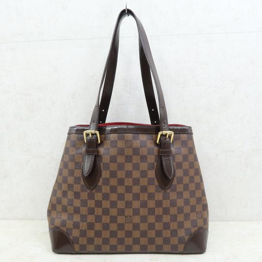 Louis Vuitton Lv Hampstead Canvas Damier bène Shoulder Bag Image 2