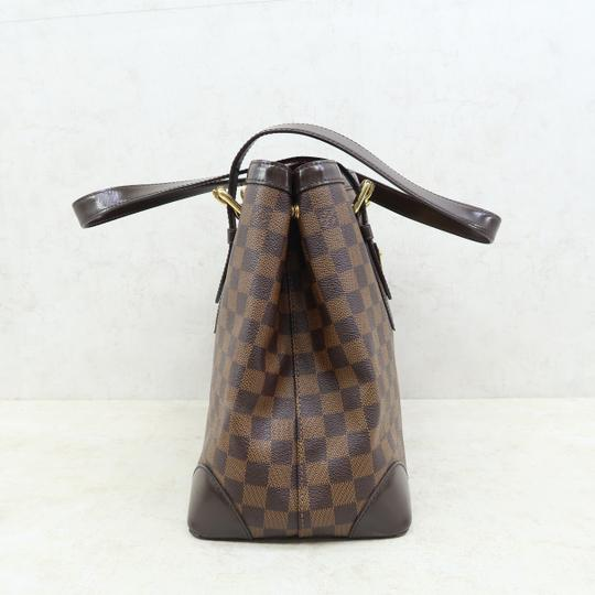 Louis Vuitton Lv Hampstead Canvas Damier bène Shoulder Bag Image 3