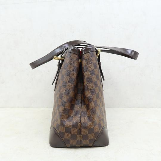 Louis Vuitton Lv Hampstead Canvas Damier bène Shoulder Bag Image 4