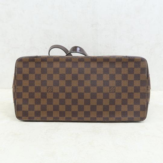 Louis Vuitton Lv Hampstead Canvas Damier bène Shoulder Bag Image 5