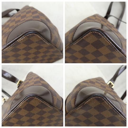 Louis Vuitton Lv Hampstead Canvas Damier bène Shoulder Bag Image 6