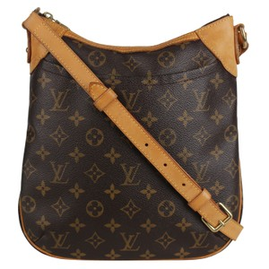 Louis Vuitton Monogram Canvas Shoulder Classic Cross Body Bag