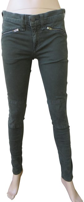 Preload https://item5.tradesy.com/images/rag-and-bone-green-dark-rinse-wax-olive-cotton-skinny-jeans-size-25-2-xs-26444144-0-1.jpg?width=400&height=650