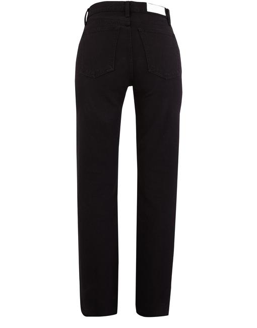 RE/DONE High Rise Soft Straight Leg Relaxed Fit Jeans Image 2