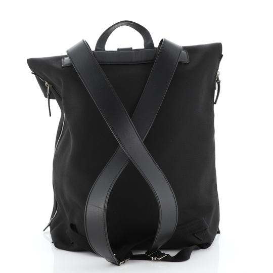 Gucci Canvas Backpack Image 2