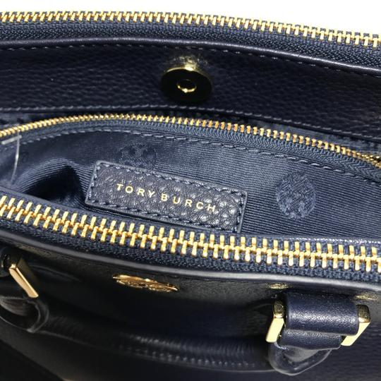 Tory Burch Tote in Navy Image 6
