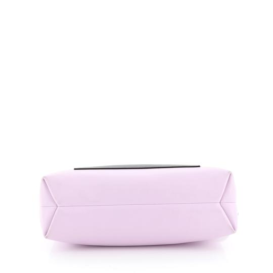 Christian Dior Leather purple Clutch Image 5