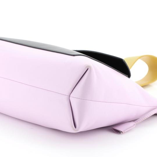 Christian Dior Leather purple Clutch Image 8