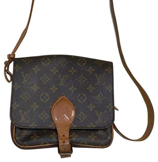 Preload https://img-static.tradesy.com/item/26444210/louis-vuitton-shoulder-cartouchiere-pm-vintage-brown-monogram-canvas-leather-cross-body-bag-0-1-540-540.jpg