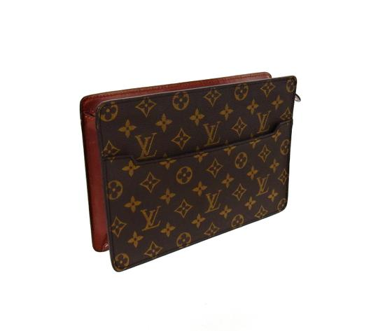 Preload https://img-static.tradesy.com/item/26444305/louis-vuitton-pochette-homme-brown-monogram-canvas-leather-clutch-0-0-540-540.jpg