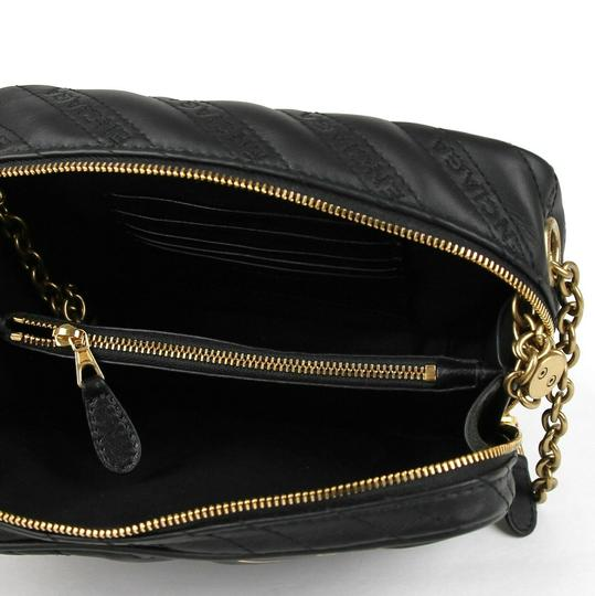 Balenciaga Leather Embossed Cross Body Bag Image 8