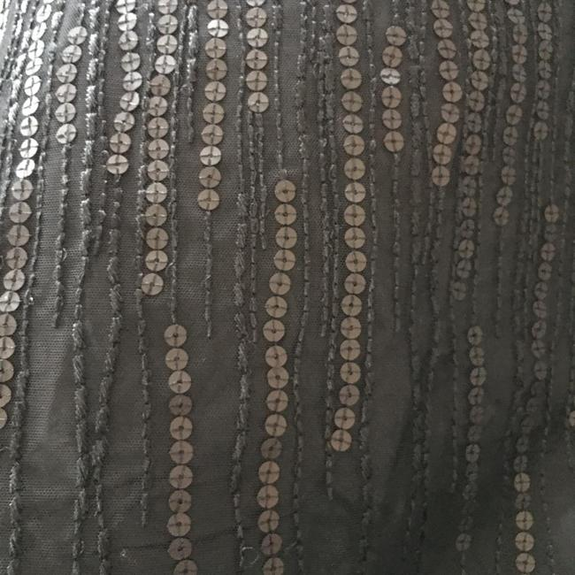 Escada Formal Embellished Sequin Beaded Size S Small Skirt Black Image 3