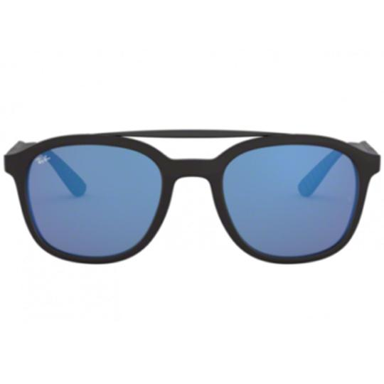 Ray-Ban Mirrored Lens RB4290 601/S55 53 Unisex Pilot Sunglasses Image 1