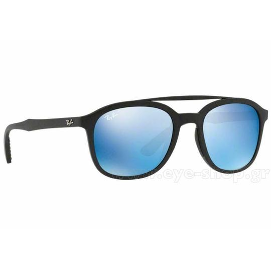 Ray-Ban Mirrored Lens RB4290 601/S55 53 Unisex Pilot Sunglasses Image 2