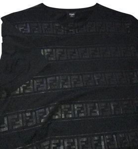 Fendi T Shirt Black - item med img
