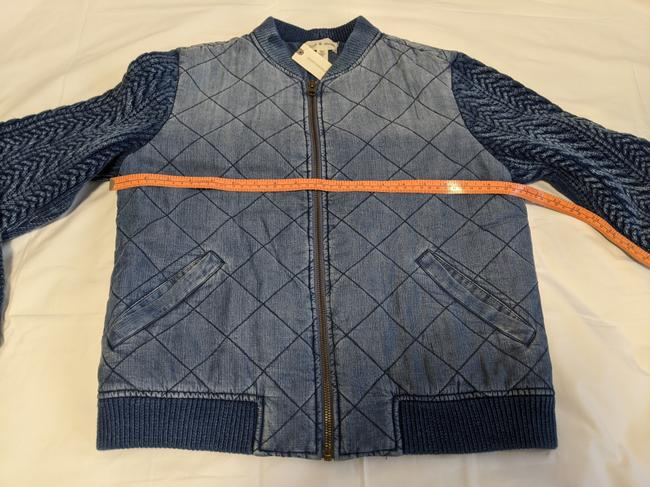 Anthropologie Womens Jean Jacket Image 7