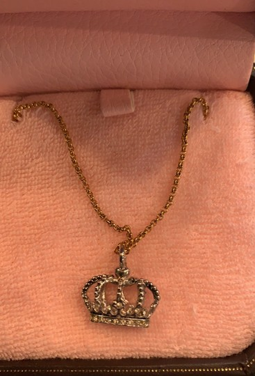 Juicy Couture Juicy Couture Crown Necklace Image 1