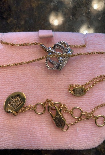 Juicy Couture Juicy Couture Crown Necklace Image 2