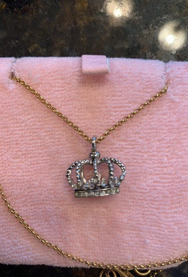 Juicy Couture Juicy Couture Crown Necklace Image 3