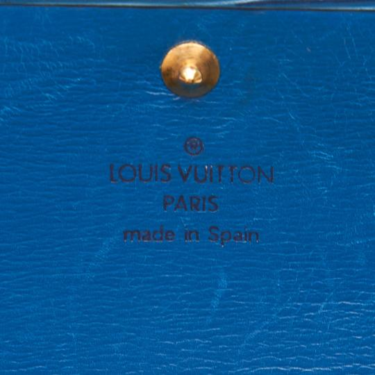 Louis Vuitton Louis Vuitton Epi Porte Tresor International Image 4