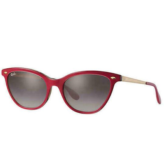 Preload https://img-static.tradesy.com/item/26444527/ray-ban-bordeaux-frame-and-grey-gradient-lens-rb4360-123411-54-women-s-cat-eye-sunglasses-0-0-540-540.jpg