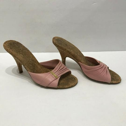 Chanel Pink Mules Image 7