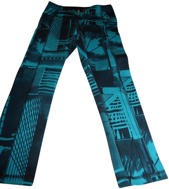 Item - Green/Black Activewear Bottoms Size 0 (XS, 25)