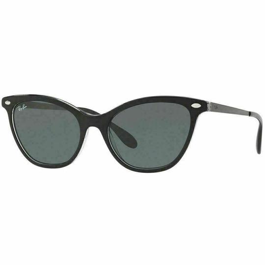 Preload https://img-static.tradesy.com/item/26444592/ray-ban-top-black-on-transparent-frame-and-green-classic-lens-rb4360-91971-cat-eye-women-s-sunglasse-0-0-540-540.jpg