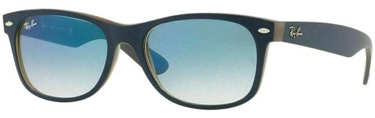 Preload https://img-static.tradesy.com/item/26444609/ray-ban-blue-brown-frame-and-blue-gradient-lens-rb2132f-63083f-55mm-women-s-wayfarer-sunglasses-0-2-540-540.jpg