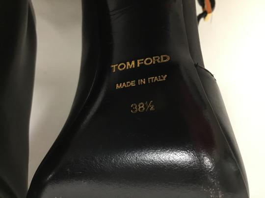 Tom Ford Black Boots Image 7