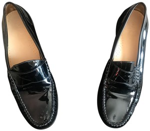 Cole Haan Black patent leather Boots