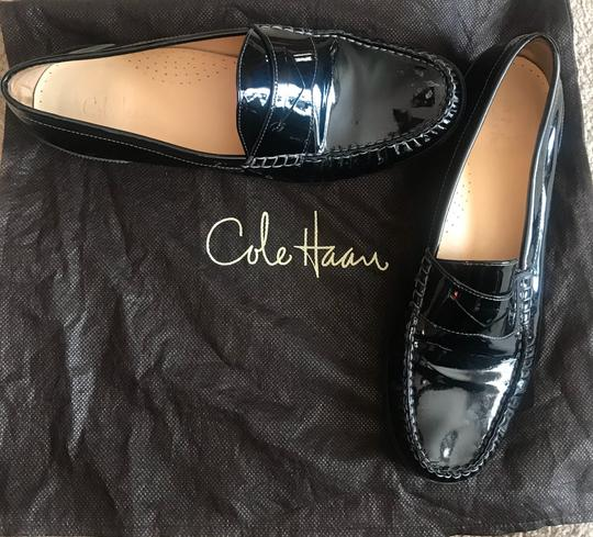 Cole Haan Black patent leather Boots Image 1