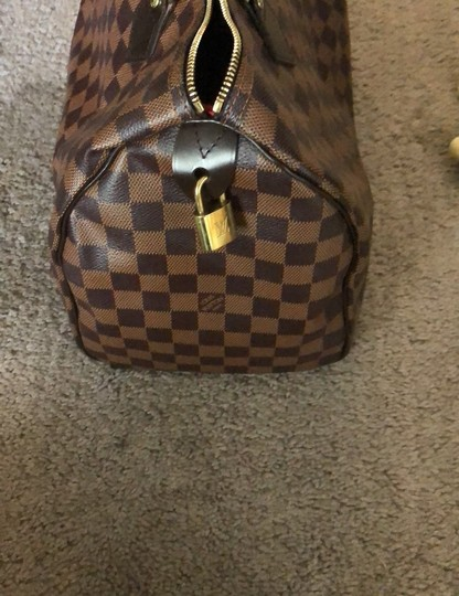 Louis Vuitton Satchel in Damier Ebene Image 1