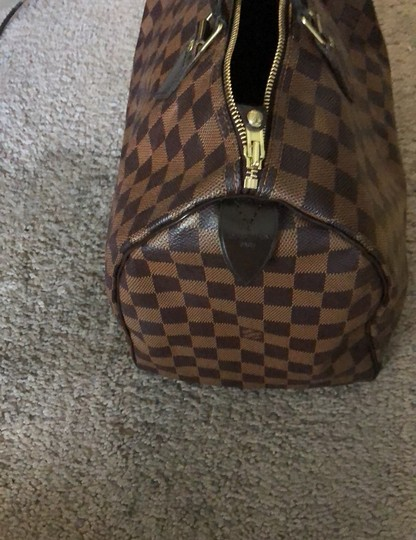 Louis Vuitton Satchel in Damier Ebene Image 2