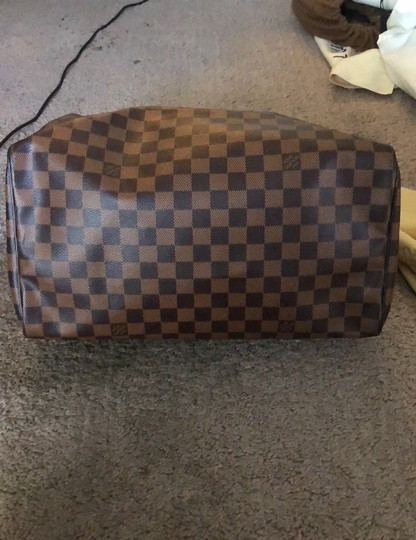 Louis Vuitton Satchel in Damier Ebene Image 6