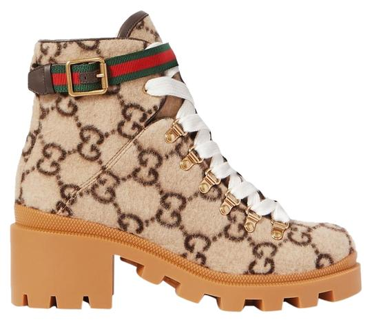 Preload https://img-static.tradesy.com/item/26444725/gucci-trip-leather-and-grosgrain-trimmed-logo-print-wool-ankle-bootsbooties-size-eu-39-approx-us-9-r-0-2-540-540.jpg
