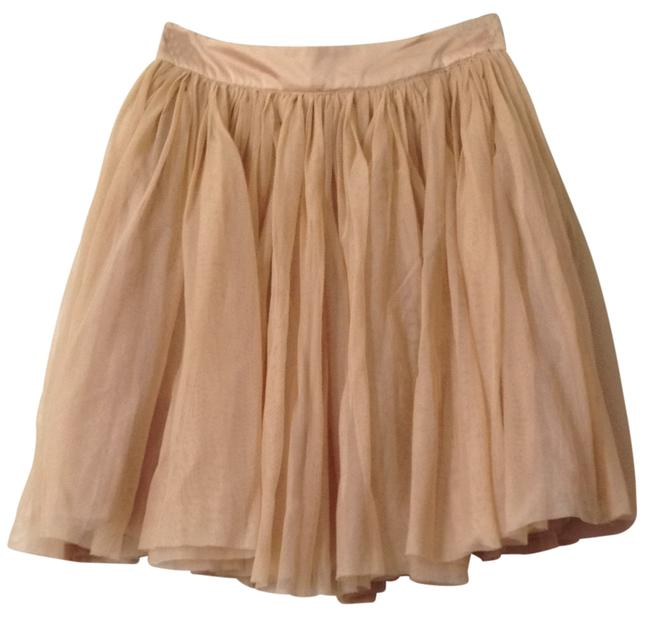 Forever 21 Skirt cream/beige