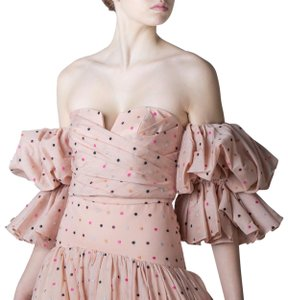 Acler Top Pastel Pink (Shell Spit Mix)