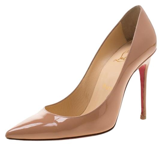 Preload https://img-static.tradesy.com/item/26446868/christian-louboutin-beige-patent-leather-so-kate-pointed-pumps-size-eu-37-approx-us-7-regular-m-b-0-2-540-540.jpg