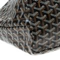 Goyard Coated Canvas Canvas Tote in Brown Image 7