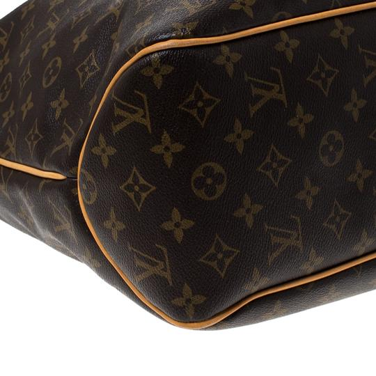 Louis Vuitton Coated Canvas Canvas Hobo Bag Image 7