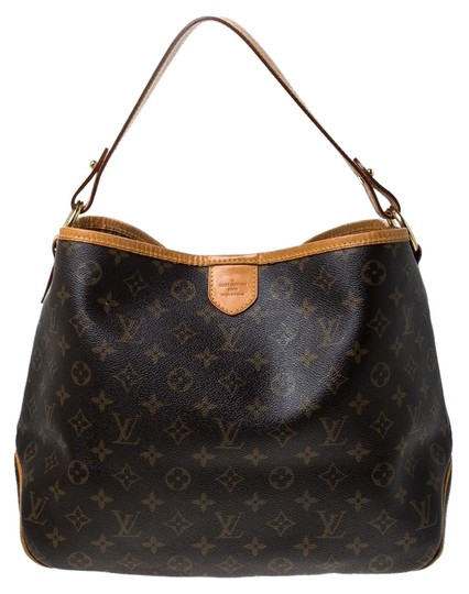 Louis Vuitton Coated Canvas Canvas Hobo Bag Image 0