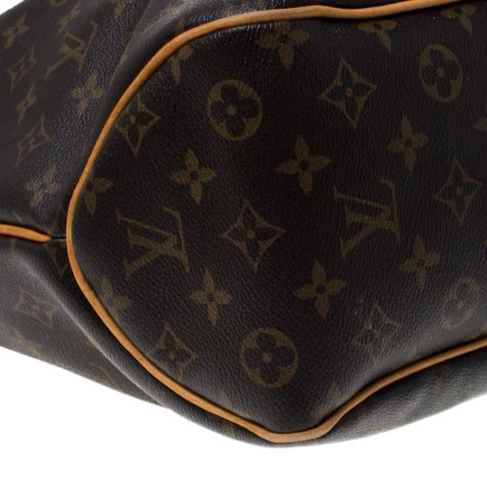 Louis Vuitton Coated Canvas Canvas Hobo Bag Image 6