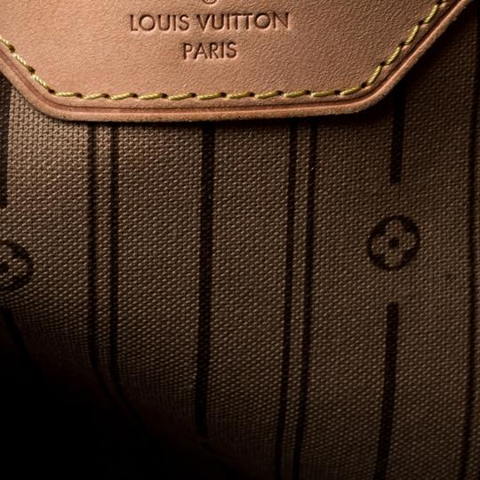 Louis Vuitton Coated Canvas Canvas Hobo Bag Image 8
