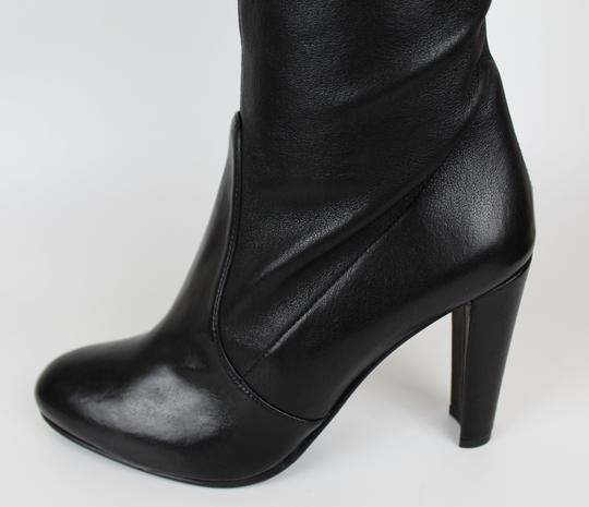 Stuart Weitzman Hollywood Party Date Night Night Out Holiday Black Boots Image 11