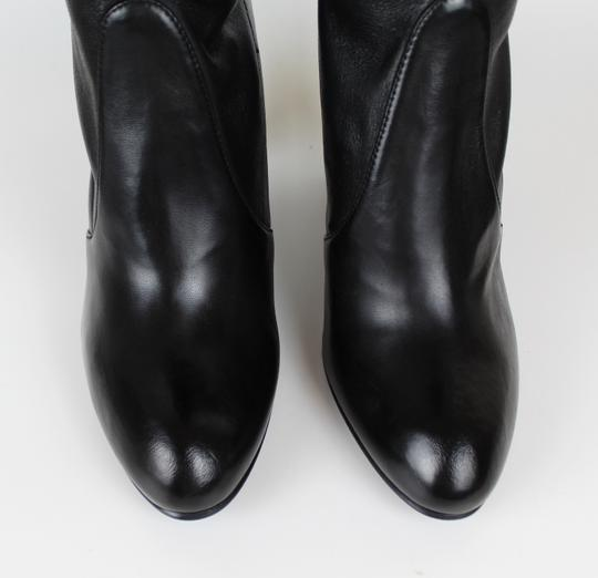 Stuart Weitzman Hollywood Party Date Night Night Out Holiday Black Boots Image 9