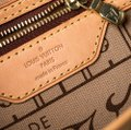 Louis Vuitton Monogram Canvas Coated Canvas Tote in Brown Image 8