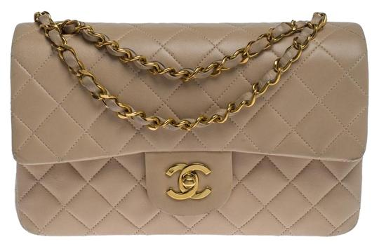 Preload https://img-static.tradesy.com/item/26447535/chanel-classic-flap-quilted-small-classic-double-beige-leather-shoulder-bag-0-2-540-540.jpg