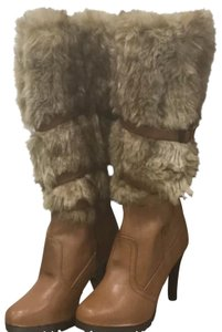 Bamboo camel Boots