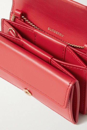 Burberry Quilted leather chain cardholder Image 4